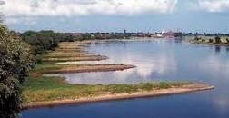 Elbe, Zanderspots, Zander angeln